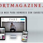 Portmagazine, nuevo portal masculino de moda de ZETA