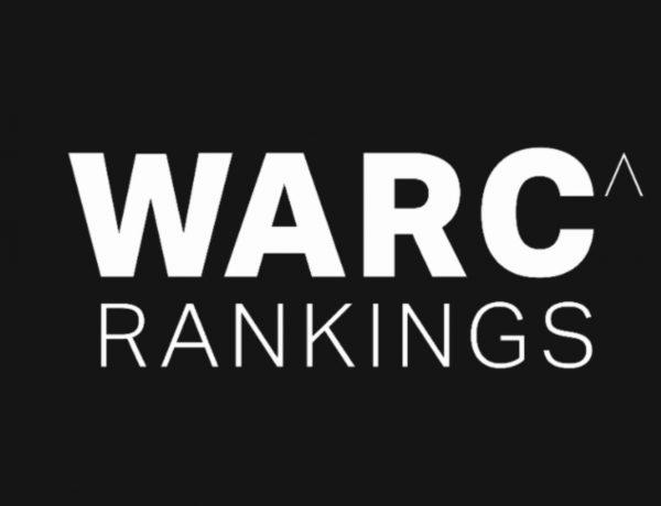 El ranking WARC, sucesor ,Gunn Report , tres índices, globales WARC Creative 100, WARC Effective 100 , WARC Media 100.