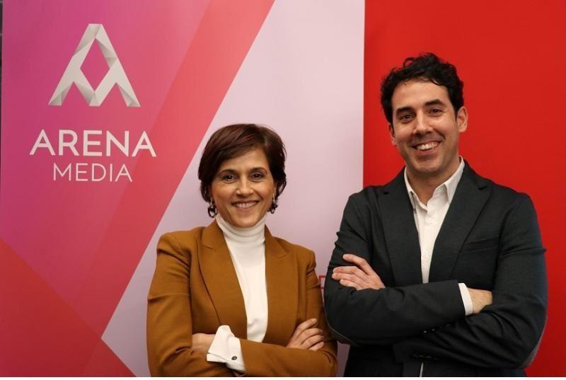 Alberto Souto, nuevo Director , arena media, programapublicidad,