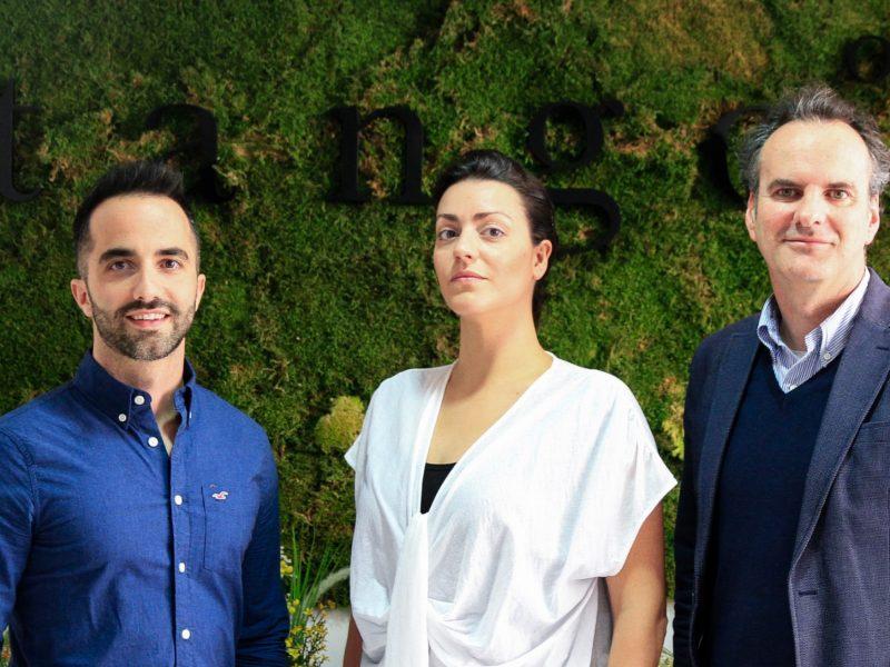 Alejandro Cidón, Alejandro Pavón, Lara Velázquez,Tango