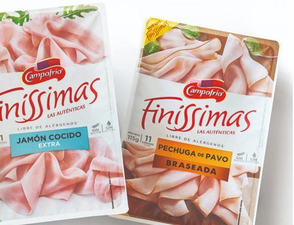 Julius, la nueva consultora de marca perteneciente a Commcracy_group (propietaria de la agencia de publicidad September)ha creado el nuevo packaging para Finíssimas de Campofrío.