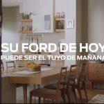 'Su Ford de hoy puede ser el tuyo de mañana',propuesta de Ford en Día Del Padre.
