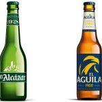 Sra. Rushmore será la encargada de la campaña de regreso de cerveza el águila