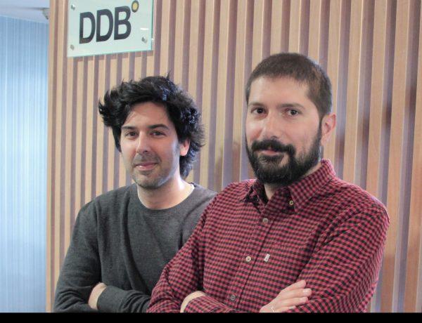 Jorge Campaña y Borja Álvarez, nuevos directores creativos de DDB, programapublicidad, mu