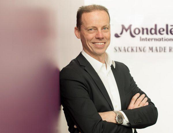 Vince Gruber es el nuevo Vicepresidente ejecutivo y Presidente de Europa de Mondélez