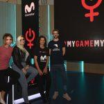Movistar lanza la iniciativa internacional #MyGameMyName contra tratamiento machista en videojuegos.