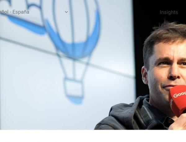 Nick Leeder , Vicepresidente , Ventas , Grandes Clientes , EMEA , google