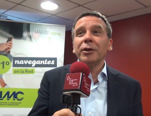 Pablo Alonso ,director general Técnico ,AIMC , El Programa de la Publicidad, programapublicidad