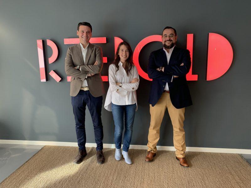 Rebold,refuerza, cúpula ,Esther Álvarez Orge, José Antonio Yelo, José Ramón Mencías , programapublicidad, muy grande