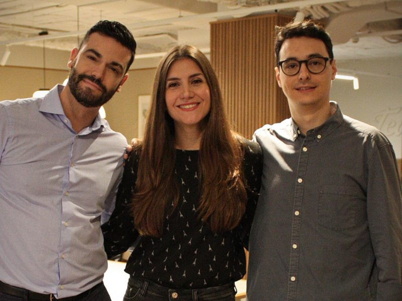 Teads, equipo comercial , Nacho Ugarte, Carmen Comesaña , Michele Pettirossi, programapublicidad, muy grande