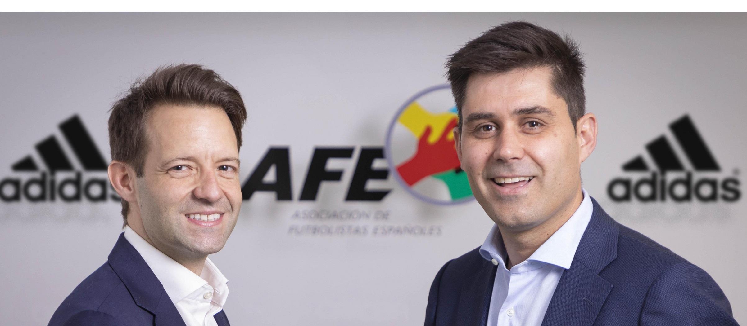 Una buena amiga administración Inolvidable  AFE contará con patrocinio de adidas cuatro años más - ProgPublicidad