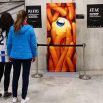 Arranca en San Sebastián la exposición 'Puertas' con Dimension