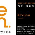 """beon. Worldwide, busca """"Guionista de Eventos Corporativos"""" para su oficina en Sevilla"""