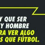 BLAZE reta a los hombres españoles a ver algo más que fútbol
