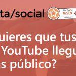 YouTubesegundo web más visitado del mundo.6 claves del videomarketing