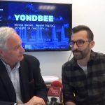 """Luca Zollino, Yondbee gana Turismo Madrid: """"venimos de fuera y amamos Madrid"""""""