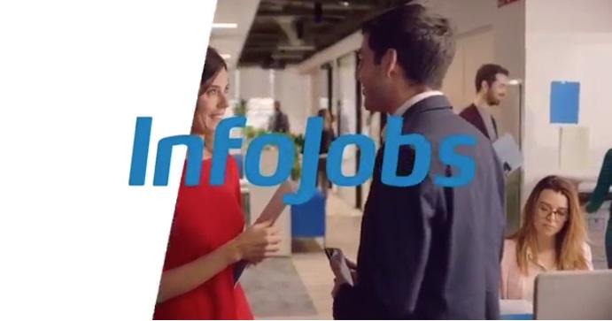Infojobs,Drop&Vase