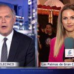 Informativos T5 21:00, lideró miércoles con 2.8 millones espectadores y 16,7% seguido de El Hormiguero.
