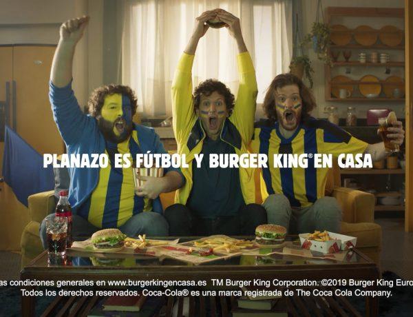 planazo, sopita, Burger King, en casa, campaña ,La Despensa, programapublicidad, muy grande
