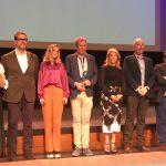 Ramón Larramendi, por su trineo de viento, Premio Azul 2019 en Los genio 2019