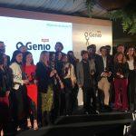 #GenioInnovaGijón19: Premiados Tanqueray, EDP, Caser, IKEA, ALDI, Toyota, BK, Ruavieja y BBVA