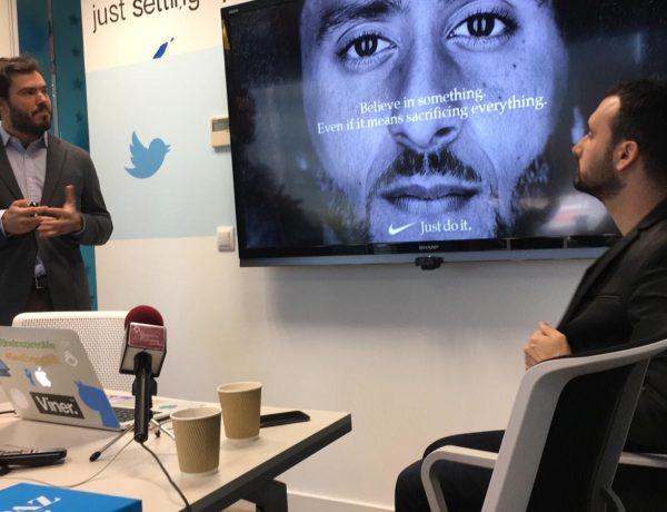 presentacion, twitter, Jaime pelegri , Nacho Mendiboure, 13 aniversario , Twitter, programapublicidad,