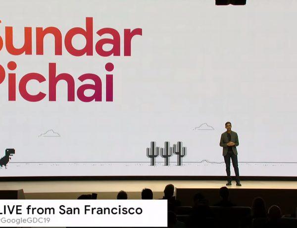 sundar pichai, live, san francisco, #stadia, Google, GDC 2019, Gaming Announcement, programapublicidad
