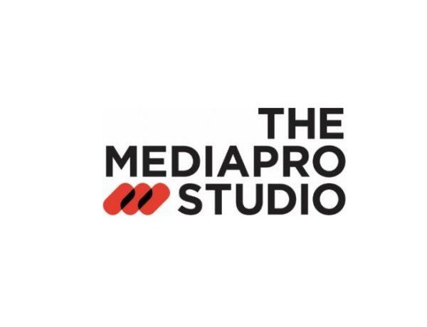 the mediapro estudio, logo, programapublicidad, muy grande