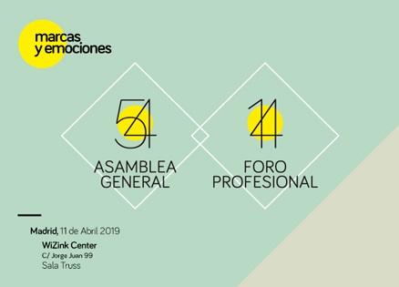 54 Asamblea General , aea, XIV Foro Profesional , Anunciantes, programapublicidad