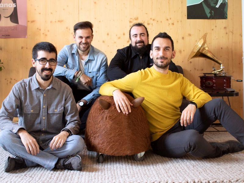 Carlos J Navarro , Antonio De Dios , Creative Directors., McCann, incorpora , talento digital, Alex Sánchez, Aitor García,
