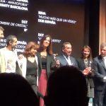 DGT gana el Gran Ampe con 'vivo o muerto' de McCann. Mercedes, Aldi , Disney , Adolfo Domínguez. Oros.
