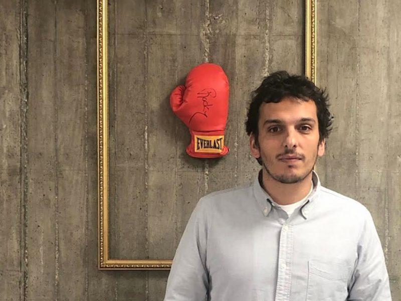 Iván Parlorio ,Director de PR , El Ruso de Rocky, programapublicidad, muy grande