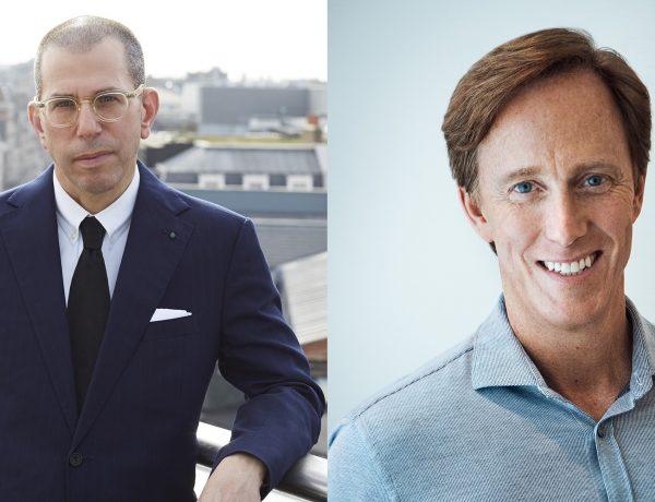 Jonathan Newhouse, Roger Lynch, presidente ,Consejo de Administración , Condé Nast