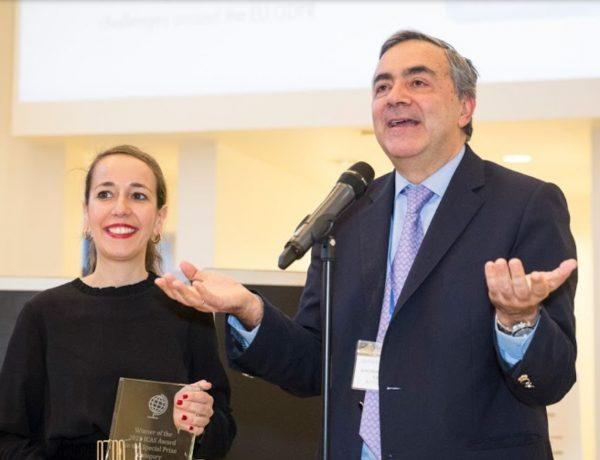 José Domingo Gómez Castallo (AUTOCONTROL, AUTOCONTROL, Spain,programapublicidad, Premio especial, ICAS,