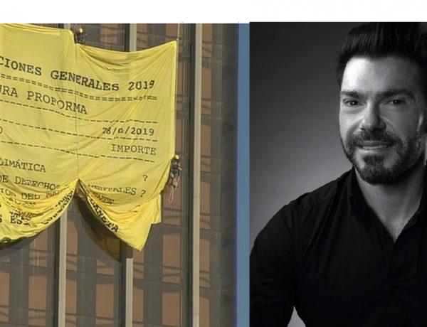 Juanma Gómez, socio fundador , director general ,La Piscina , Elecciones,Generales, 2019 #NoPaguesLaCuenta, programapublicidad,