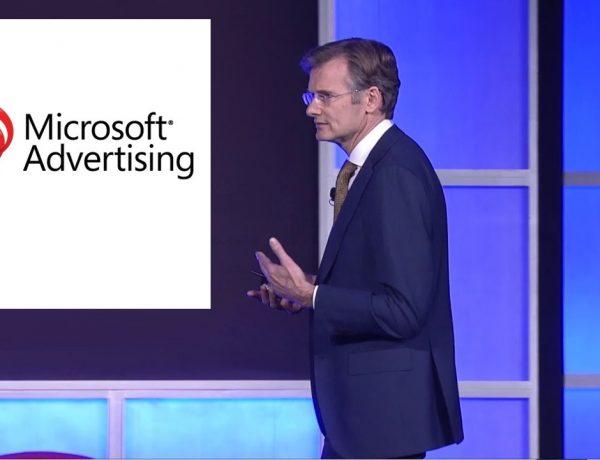Rik van der Kooi, corporate vice president , Microsoft Advertising, programapublicidad,