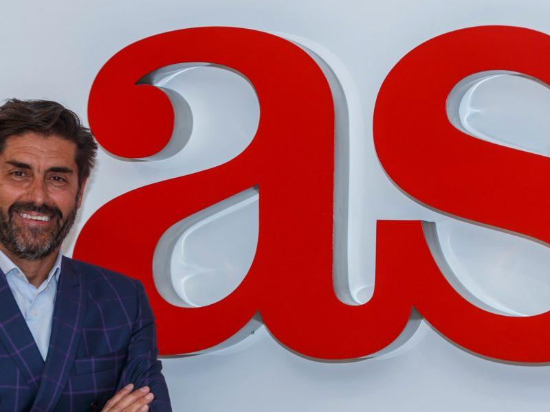 Vicente Jiménez, nuevo, director de AS, programapublicidad,