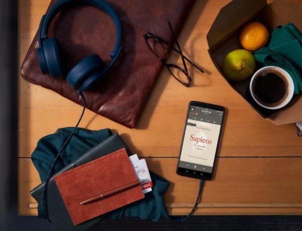 Según los datos de la encuesta de Storytel, el momento favorito de los usuarios para escuchar historias en formato audiolibros es de camino al trabajo (62,02 %) y mientras realizan ejercicio (54,57%).