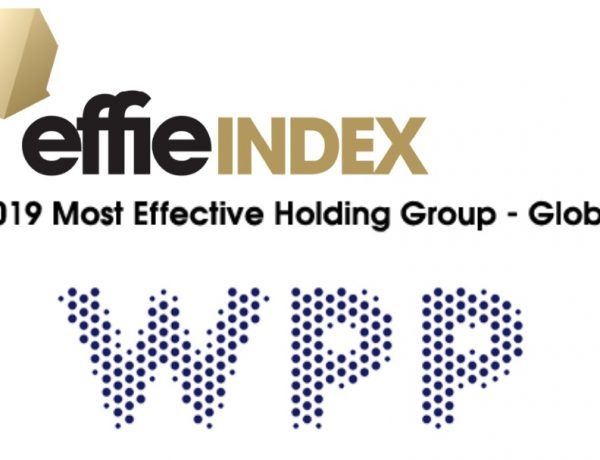 effie index, wpp, best holding, programapublicidad,