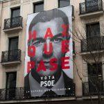 Kitchen firma la campaña electoral del PSOE