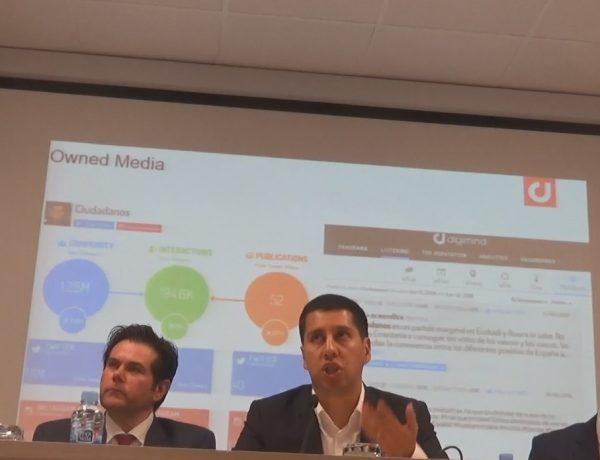 impacto, menciones, tuits, owned media, debate politico, campañas, digimind, programapublicidad,
