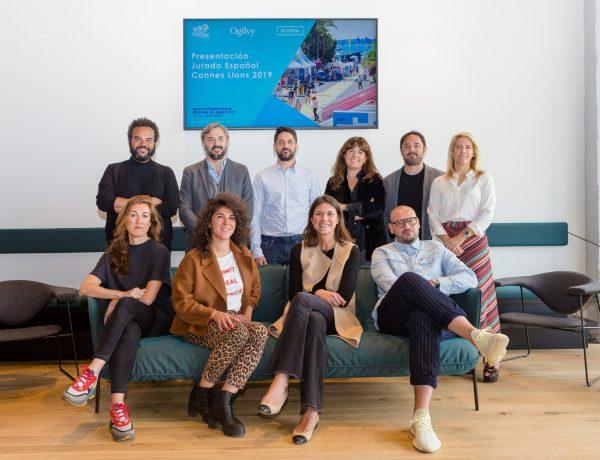 jurados españoles cannes lions, 2019, lada, olivares, moro, programapublicidad,