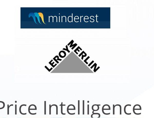 minderest, leroy merlin, price intelligence, programapublicidad,