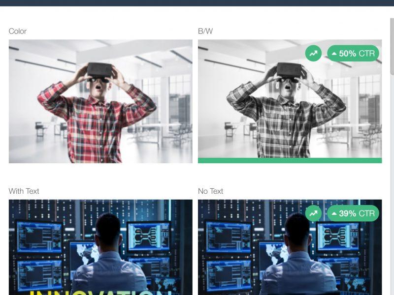 taboola trends, gafas, monitorizacion, programapublicidad