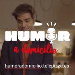 """Grupo Telepizza pone en marcha """"Humor a Domicilio"""" de la mano de El Terrat"""