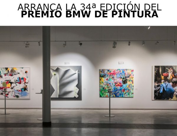 34ª edición , Premio BMW ,de Pintura!, programapublicidad,