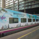 Suspendido provisionalmente el contrato de publicidad de RENFE tras recurso de ARI.