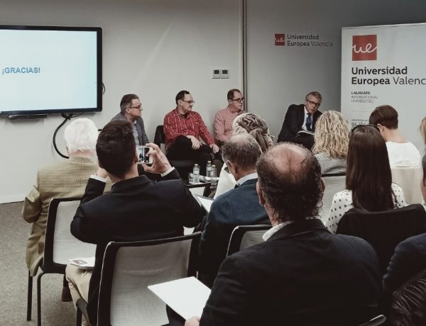 Asociación de Marketing , España , agencia Casanova , Universidad Europea , Valencia , seminario, La tienda del futuro, programapublicidad,