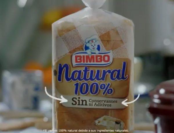 Bimbo , lola mullenlowe, pan, Bimbo Natural 100%, programapublicidad,