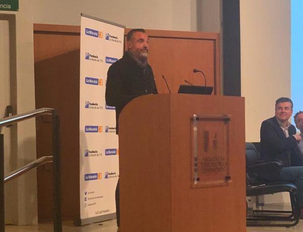 Camil Roca, director general , Ogilvy Barcelona, Masterclass' , La Marató , la UAB, programapublicidad,